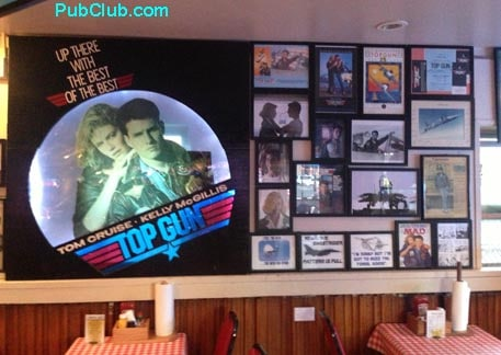 Top Gun Bar Kansas City BBQ San Diego