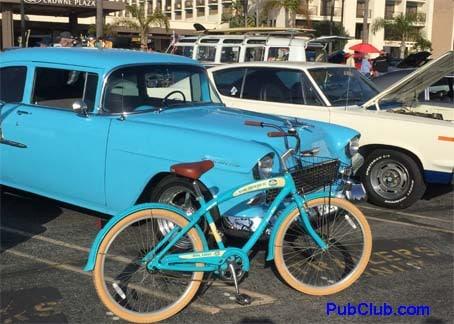 Classic Car Show Redondo Beach