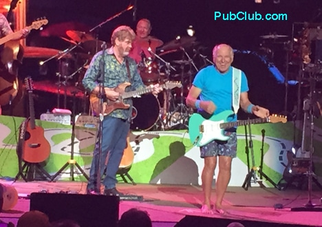 JImmy Buffett Irvine Meadows 2016