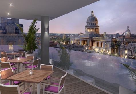 Luxury chain kempinski opens 5 star hotel in havana cuba for 5 star cuban hotels