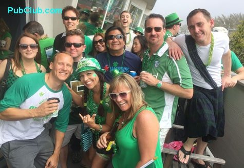St Patricks Day House Party Los Angeles