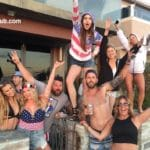 4th of July Hermosa Beach house party