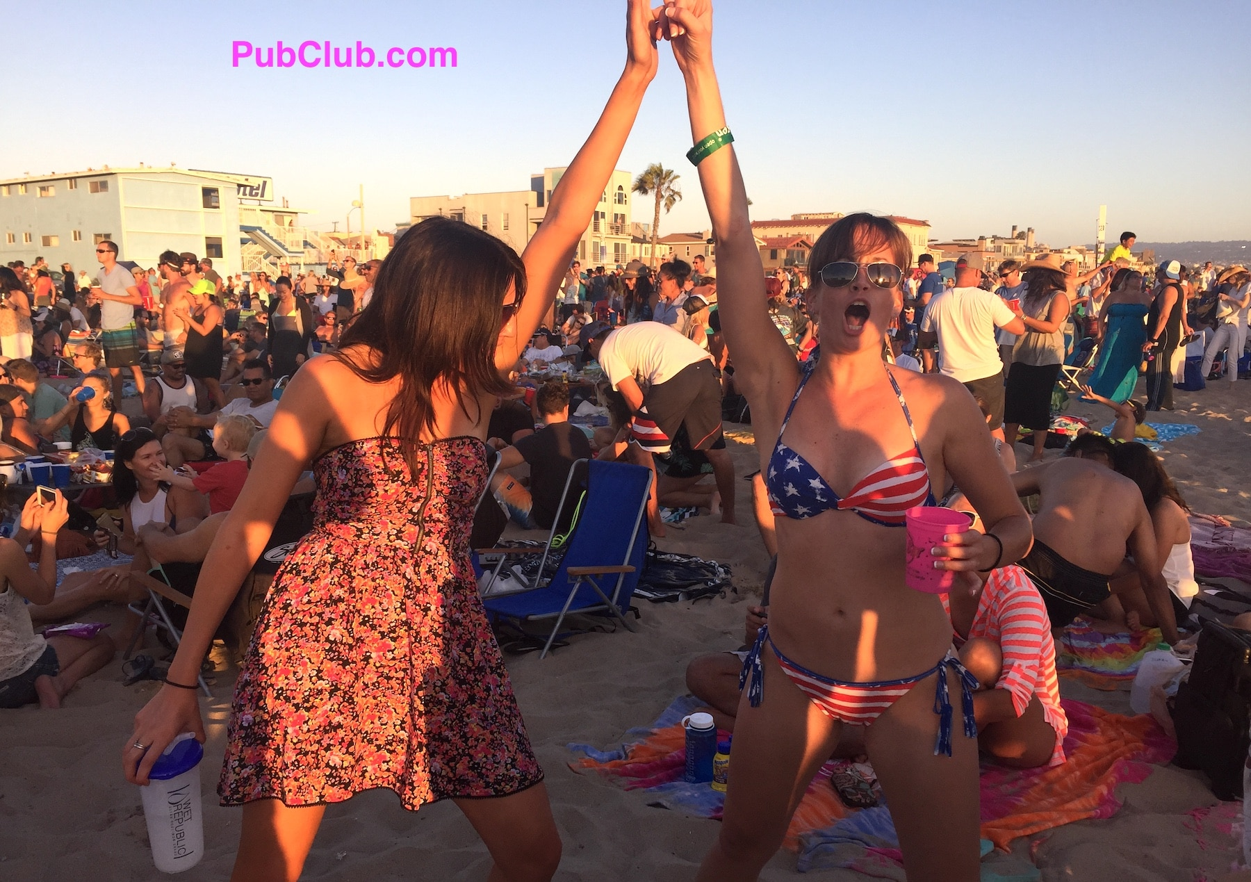 Hermosa Beach Summer Concerts on the beach