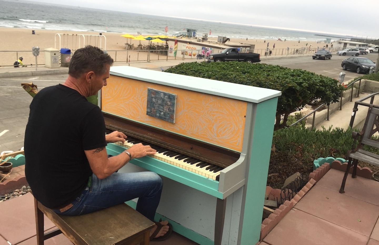Piano on The Strand Manhattan Beach CA