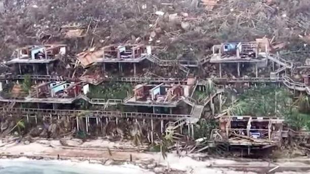Bitter End Yacht Club Virgin Islands Hurricane Irma