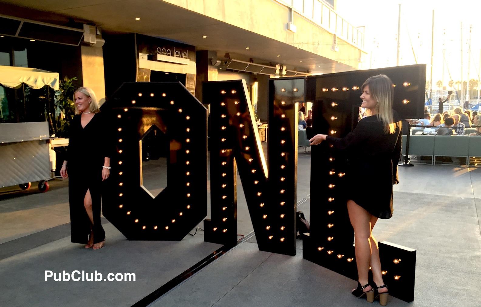Shade Hotel Redondo Beach 1 year anniversary party