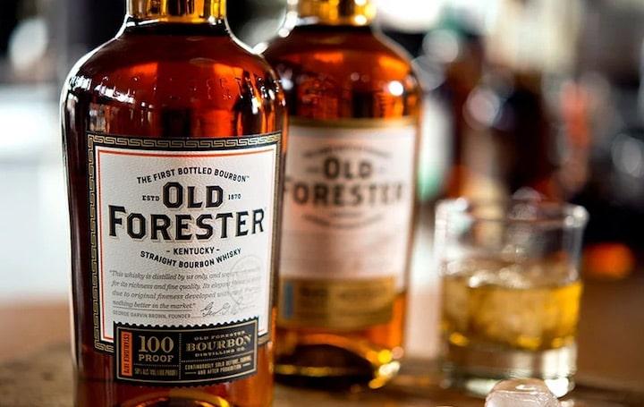 Kentucky Bourbon Old Forester