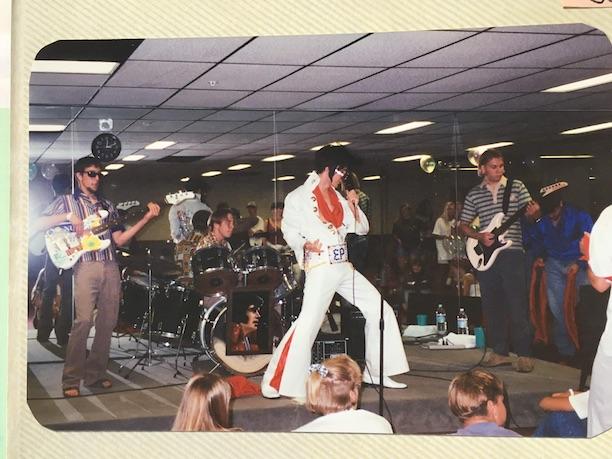 Graceband Elvis Presley Tribute Band