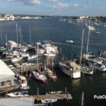Fort Meyers Florida boats docks