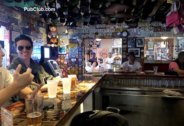 Top Gun Bar San Diego Maverick