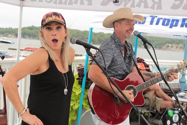 Ozarks Fest singers