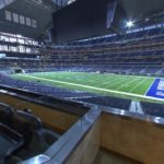 Dallas Cowboys AT&T Stadium suite