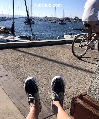 Sperry Top-Sider shoes bike & boats